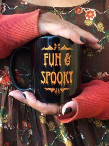 Fun and Spooky Mug